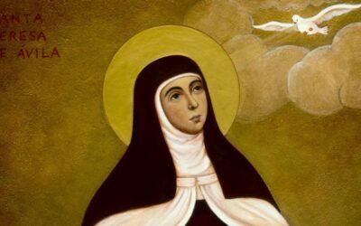 15 octobre – Fête de Ste Thérèse d'Avila
