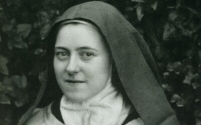 1er octobre – Fête de Ste Thérèse de l'Enfant-Jésus